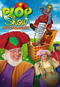 Cover Kabouter Plop - Plop Show - De Fopkampioen [DVD]